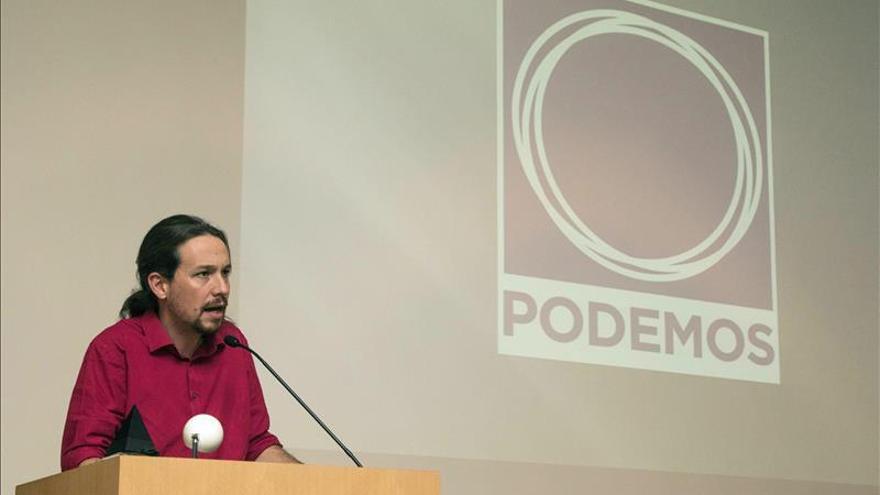 """Pablo Iglesias afirma que confía """"poco en las políticas sociales del Gobierno del PP"""""""