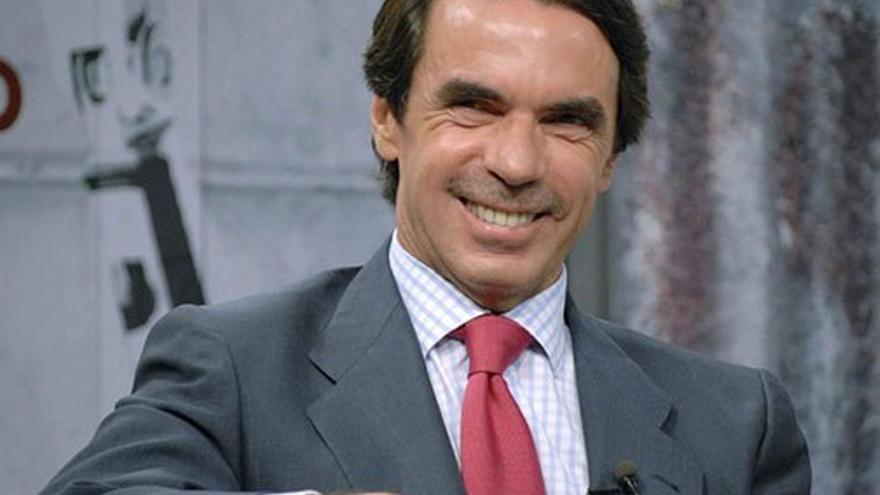 José María Aznar, expresidente de España. (EFE)