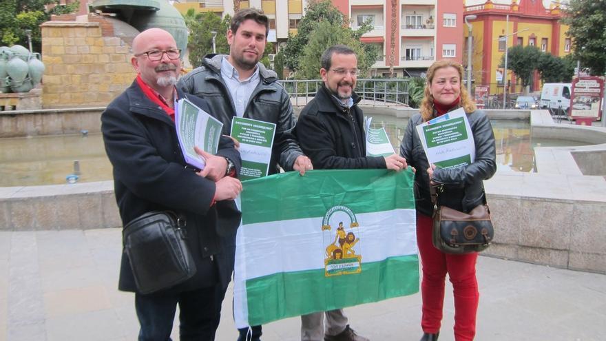 """Sergio Pascual (Podemos) reclama que para cerrar acuerdos hay que hablar """"sin galones"""" y sin """"toques de corneta"""""""