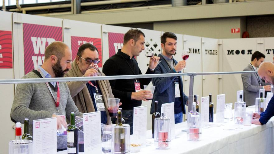 World Bulk Wine Exhibition en Amsterdam