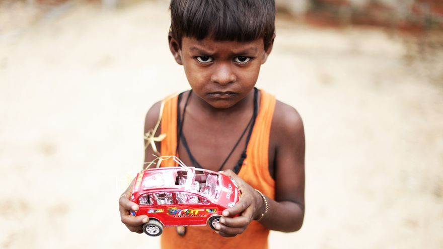 Infancia dalit III
