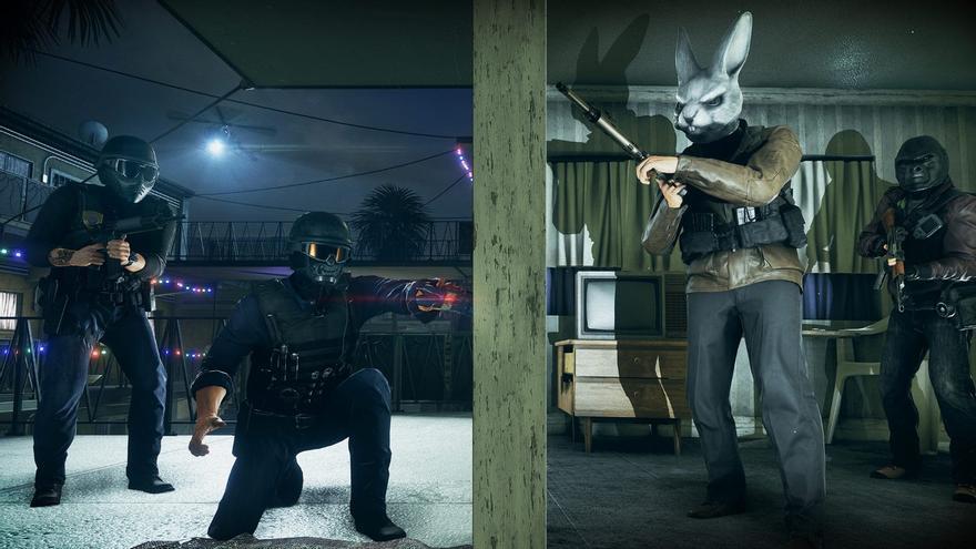 Actividad Criminal, DLC de Battlefield Hardline