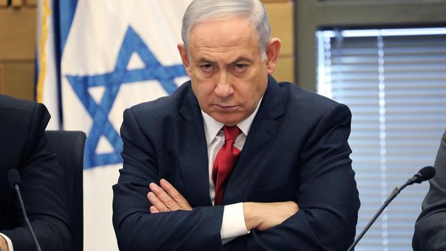 Netanyahu y Gantz no avanzan en Gobierno de unidad a horas de expirar plazo