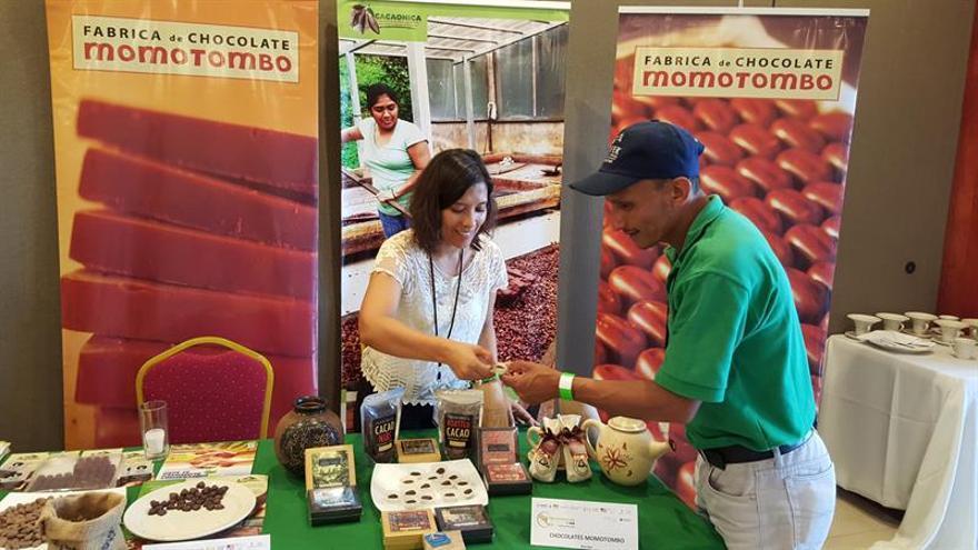 La UE conoce los avances en un proyecto de cacao de calidad en el oriente de Honduras