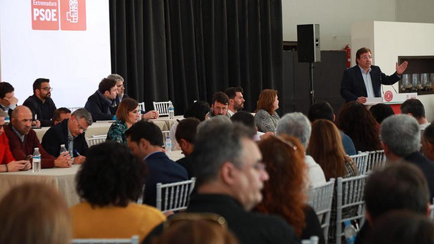 Comité regional PSOE Extremadura