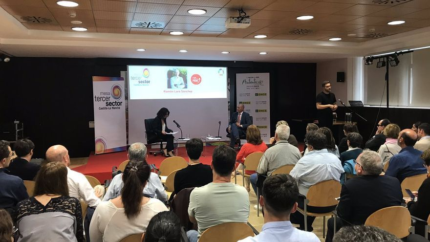 Ramón Lara Debate tercer sector