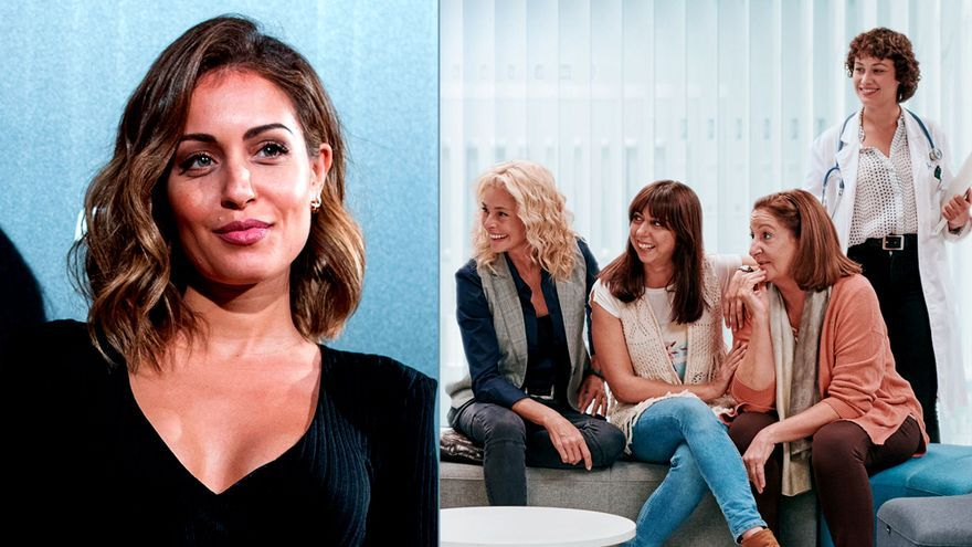Hiba Abouk, fichaje estelar de 'Madres' en sus temporadas 3 y 4