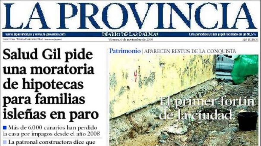 De las portadas del día (6/11/09) #9