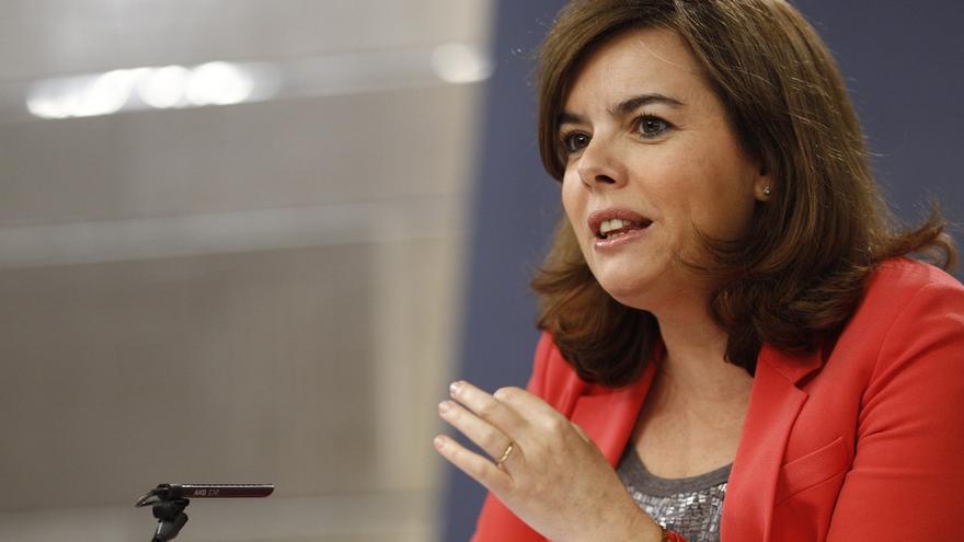 Sáenz de Santamaría estará este martes en Santander para participar en varios actos de campaña del PP