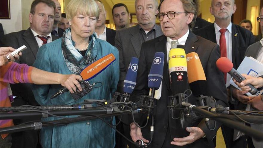 La paz social vuelve a los ferrocarriles alemanes tras un primer acuerdo