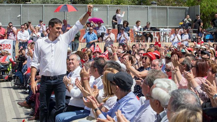 Los votantes del PSOE preferirían una alianza con Cs antes que con Podemos