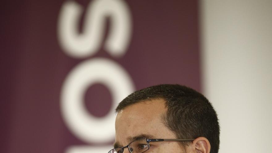 Podemos no apoyará el presupuesto de la Junta de Andalucía si no combaten la austeridad