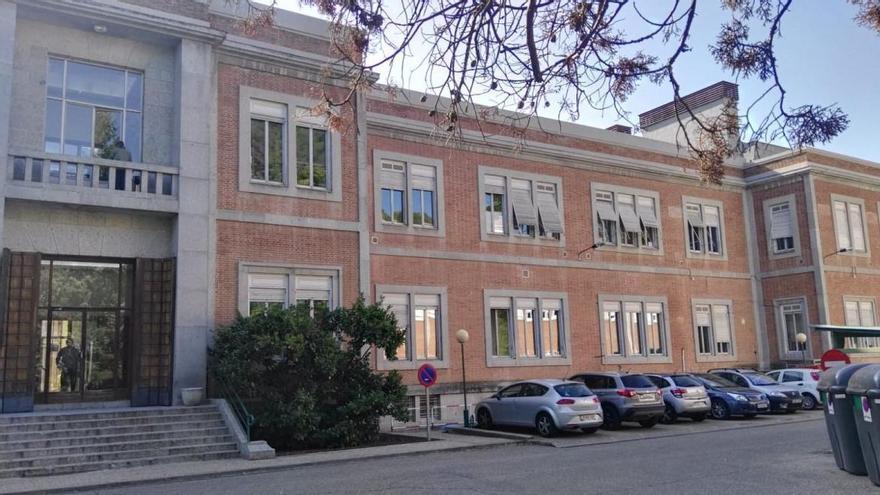 Sede del INIA en Madrid.