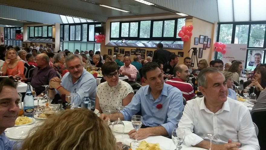 El PSOE gastará en la campaña 7,8 millones de euros, un 40% menos que en las últimas municipales