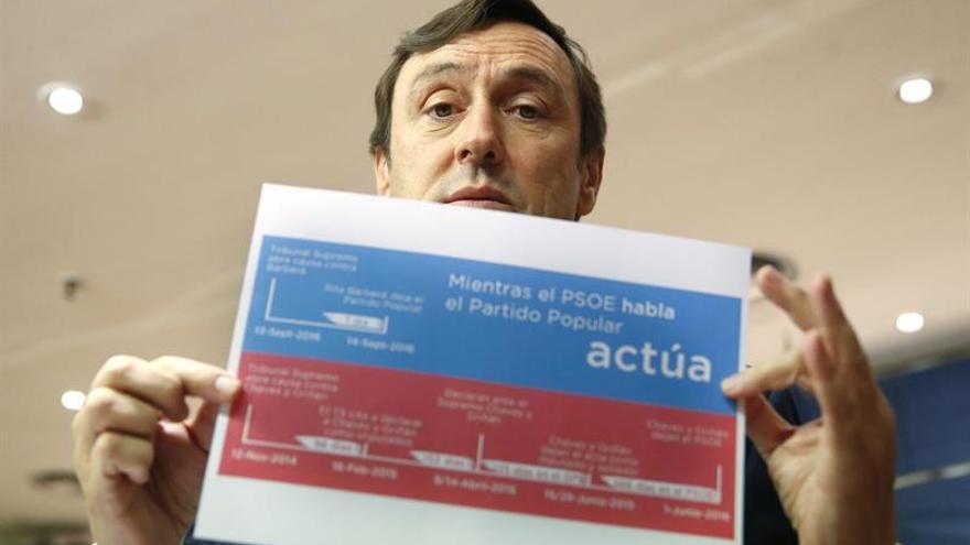El PP avisa a Sánchez del problema social y de empleo que trae el no gobierno