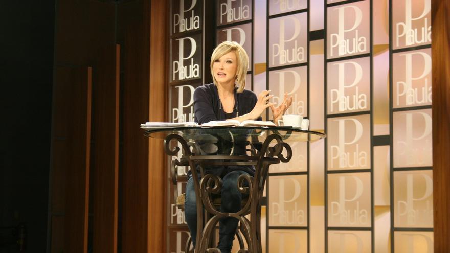 La pastora evangélica Paula White.