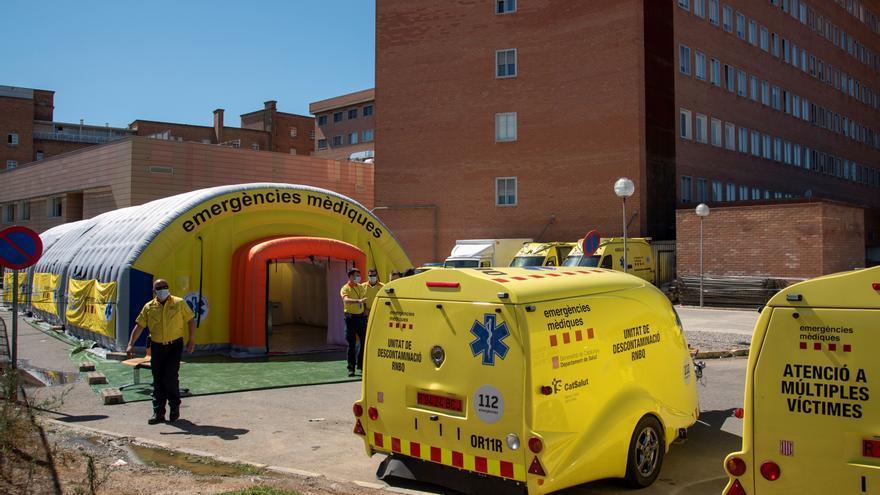 Sanidad y la Generalitat se reúnen para valorar la situación del rebrote en el Segrià