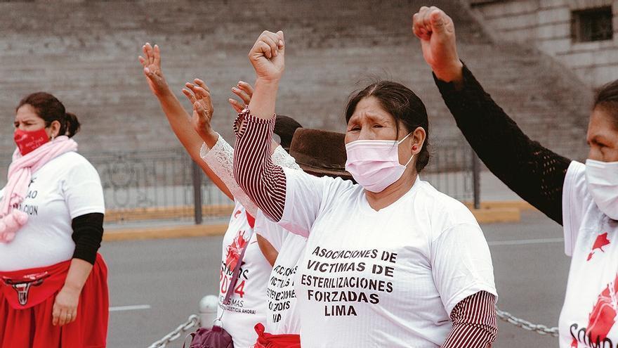 Perú indemnizará a las víctimas del plan de esterilizaciones forzadas del gobierno de Fujimori