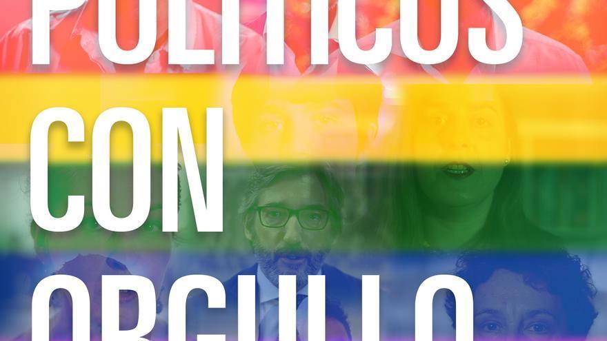 Políticos con orgullo