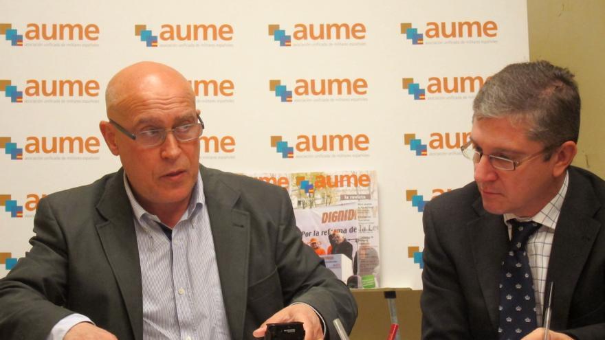 UPyD visitará hoy al presidente de la AUME arrestado por criticar los recortes a militares y preguntará a Morenés