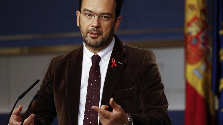 El PSOE registra propuesta de volver temporalmente a la ley de seguridad de 2011