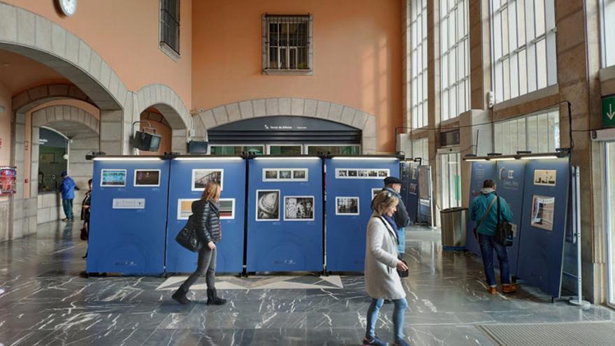 La exposición se podrá visitar hasta el 22 de abril.