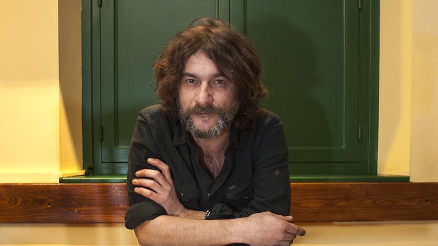 El músico y compositor Quique González. | FOTOS: JOAQUÍN GÓMEZ SASTRE
