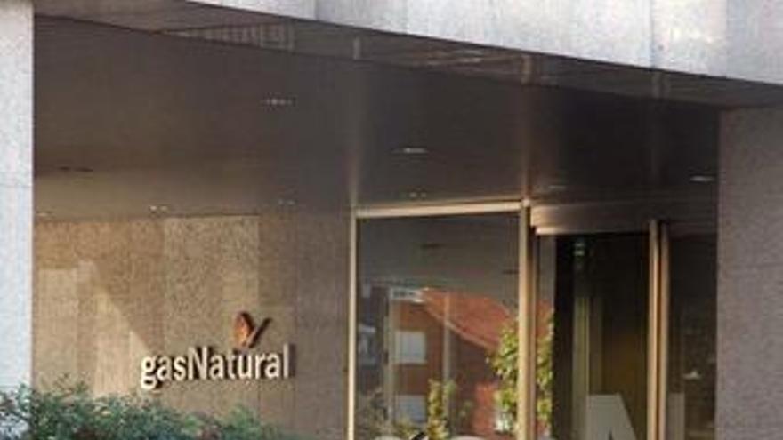 Edificio de Gas Natural