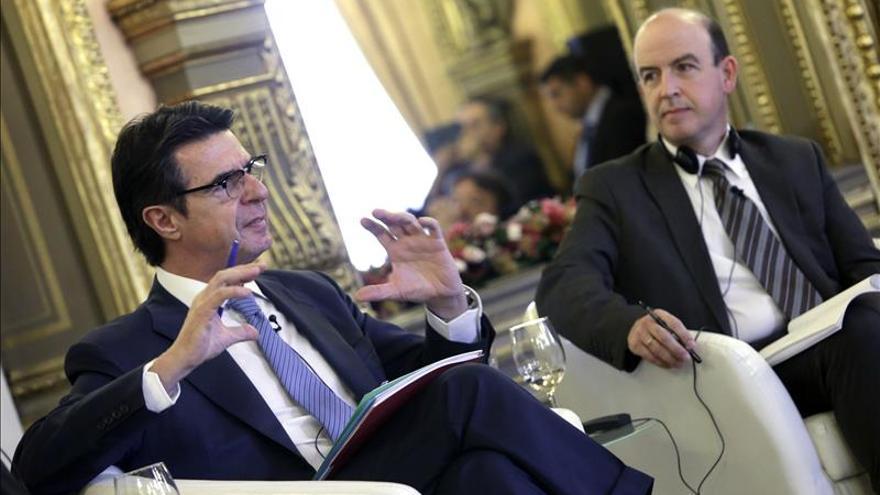 """Soria reitera que hará """"todo lo posible"""" para poner en marcha el ATC"""