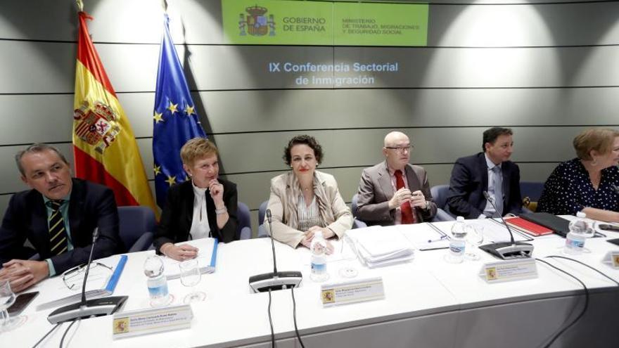 El Gobierno niega efecto llamada y pide solidaridad de las CCAA ante el reto migratorio