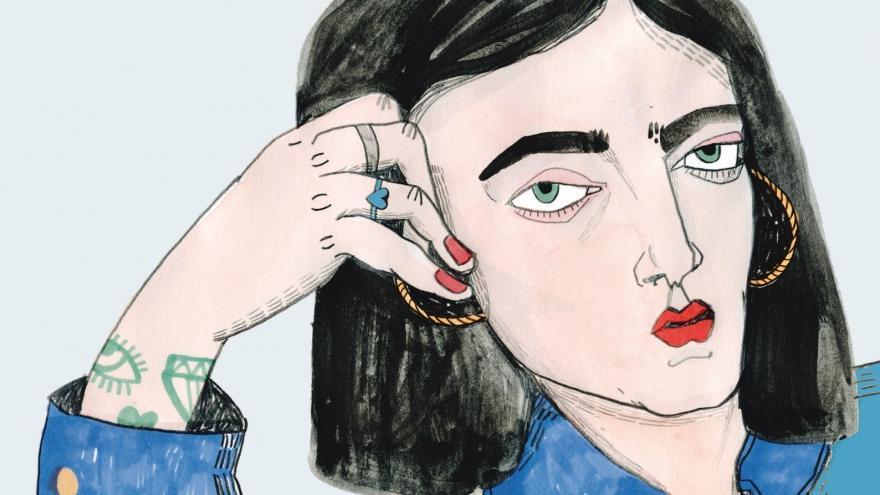Partir, Lucía Baskaran