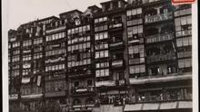 Vestigios fotográficos de lo que se llevó el gran incendio de Santander en 1941: La Ribera en los archivos de la Biblioteca Nacional