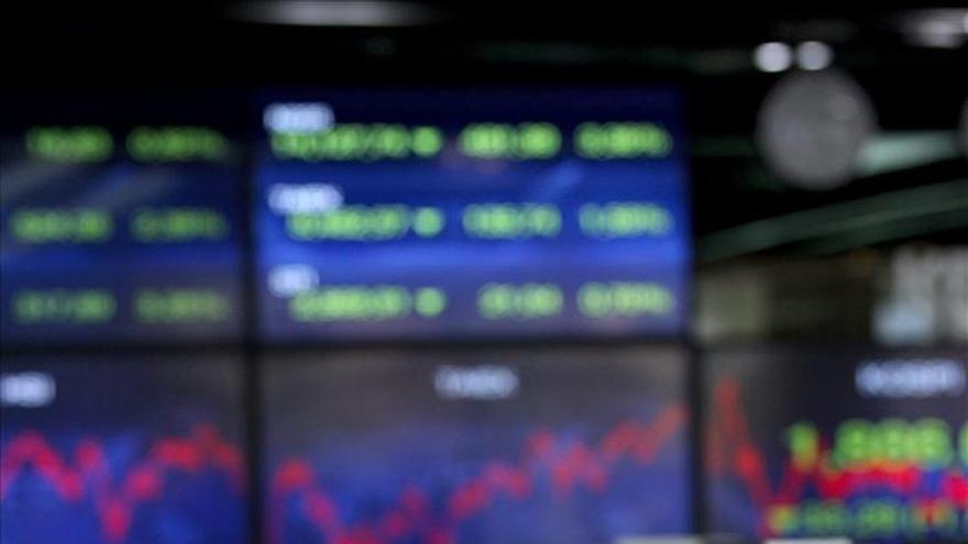 El Kospi surcoreano cae un 0,09 por ciento a 1.996,81 puntos
