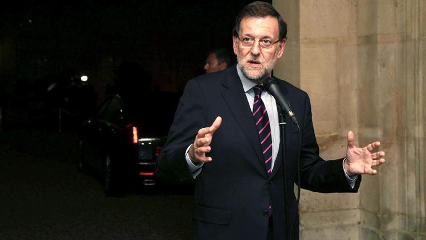 Rajoy se pone a disposición de Filipinas para ofrecer la ayuda que requiera