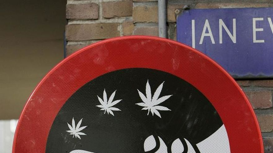 Cierra el coffee shop más antiguo de Ámsterdam por estar cerca de una escuela