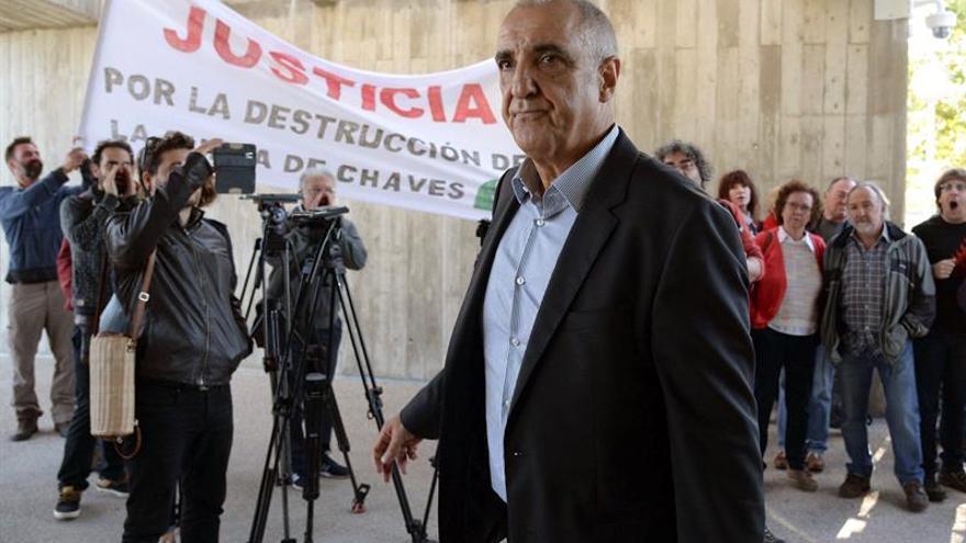El empresario minero leonés Victorino Alonso
