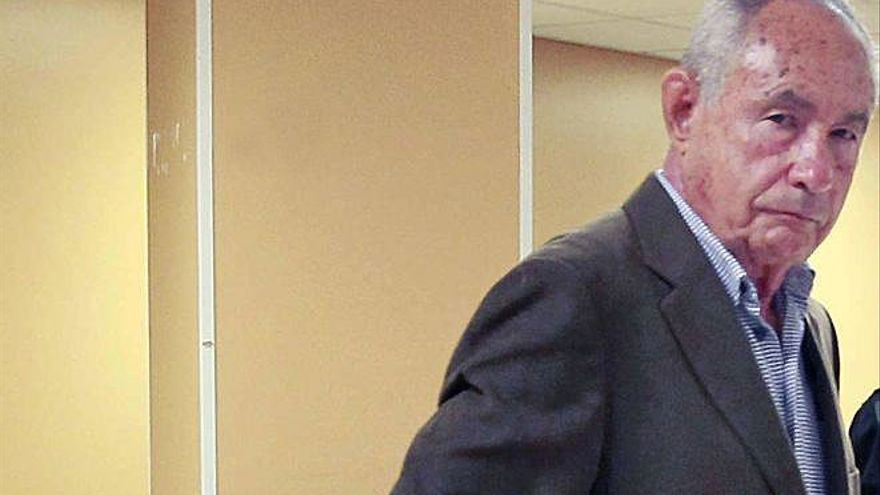 Antonio Plasencia, empresario acusado en el caso
