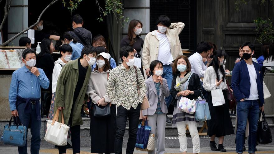 Tokio supera los 1.000 contagios diarios y alcanza su máximo en tres meses