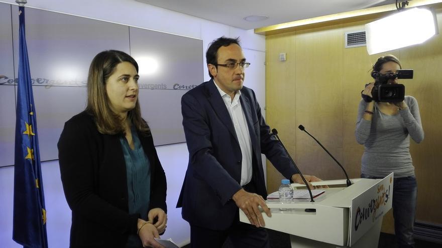 """Rull acusa a Rajoy de usar el FLA para """"humillar"""" a los catalanes y avanza que Mas replicará"""