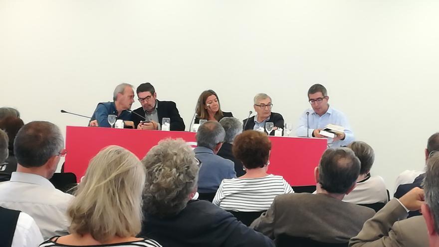 Presentación de los primeros encuentros de Diálogos: Andalucía.Cataluña