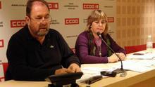 CCOO pide a Cospedal que elimine el 3% de reducción de salario a 70.000 empleados públicos