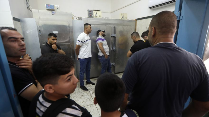 Tres palestinos muertos en enfrentamiento con la policía israelí en Cisjordania