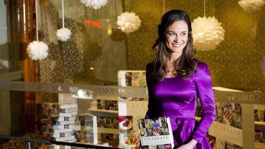 Pippa Middleton se compromete con su novio, según la prensa