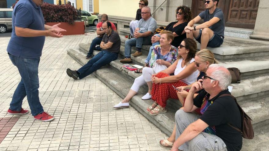 Círculo de Podemos en Los Realejos