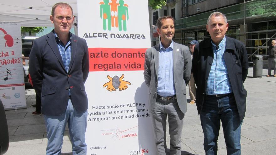 La donación de órganos se incrementa un 25% en Navarra en lo que va de año