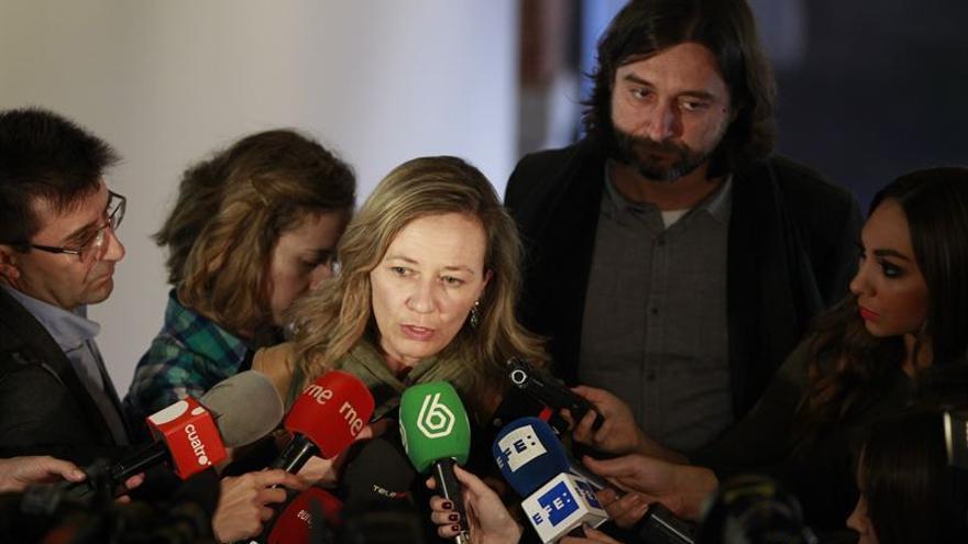 La diputada de Podemos en el Congreso por la provincia de Las Palmas, Victoria Rosell.