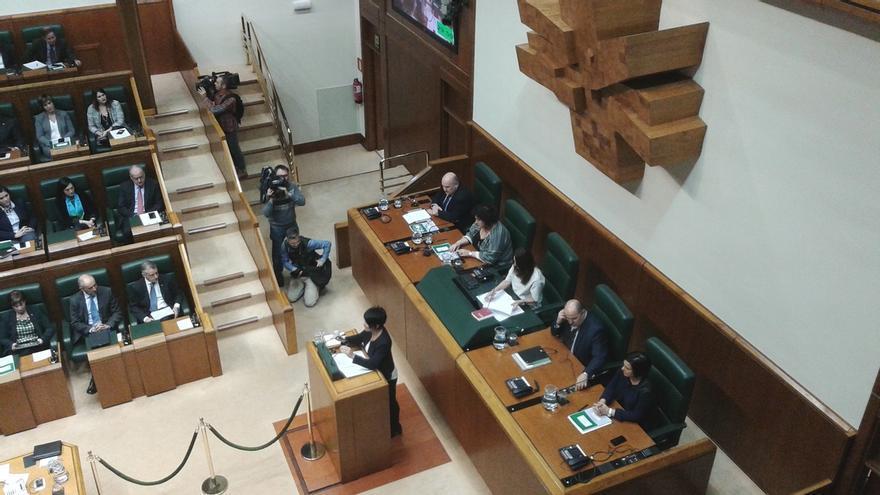 Iriarte (EH Bildu) propone una consulta vinculante sobre el nuevo estatus político para Euskadi en 2018