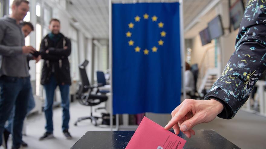 Siete países europeos que no votan el domingo en las elecciones europeas.