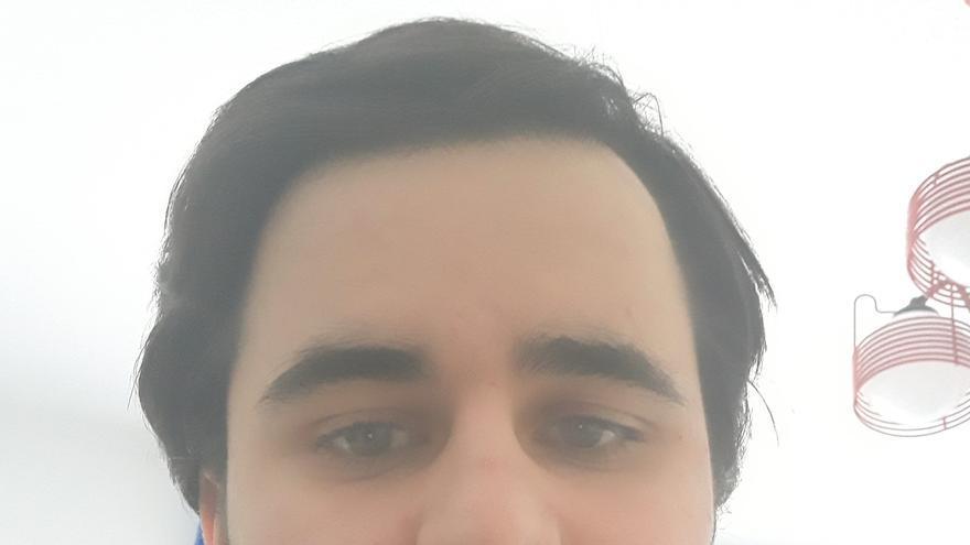 Álvaro, opositor y usuario de CECAP