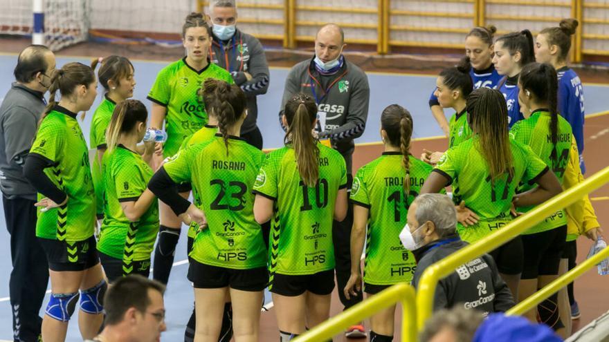 Rocasa Gran Canaria-Yalikavak Spor Kulübü, en los cuartos de la Copa EHF